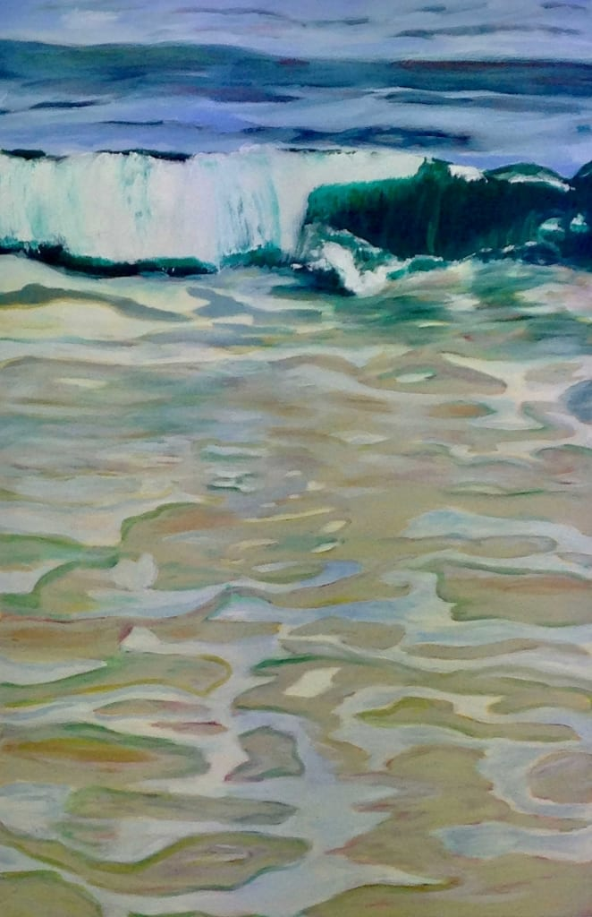 "Darina Meagher, ""Wave"""