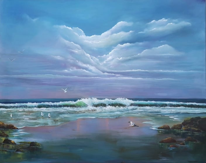 "Donna Mc Gee, ""Atlantic Call"""