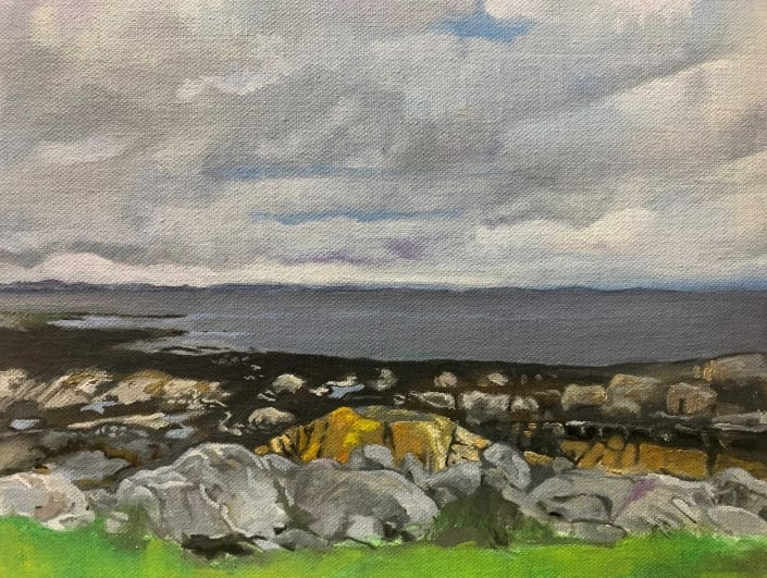 "Frances Leogue, ""Skerries"""