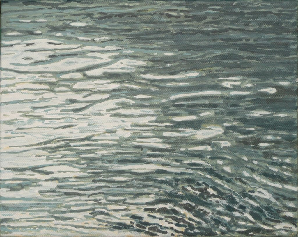"Patrick Molloy, ""Harbour Water"""