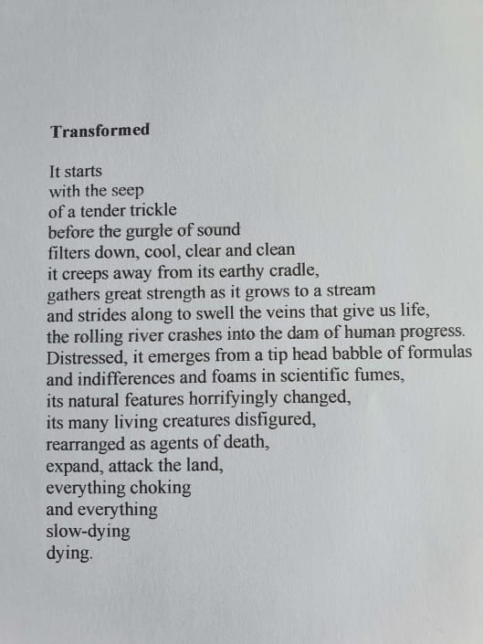"""Transformed"", by Phil Lynch"