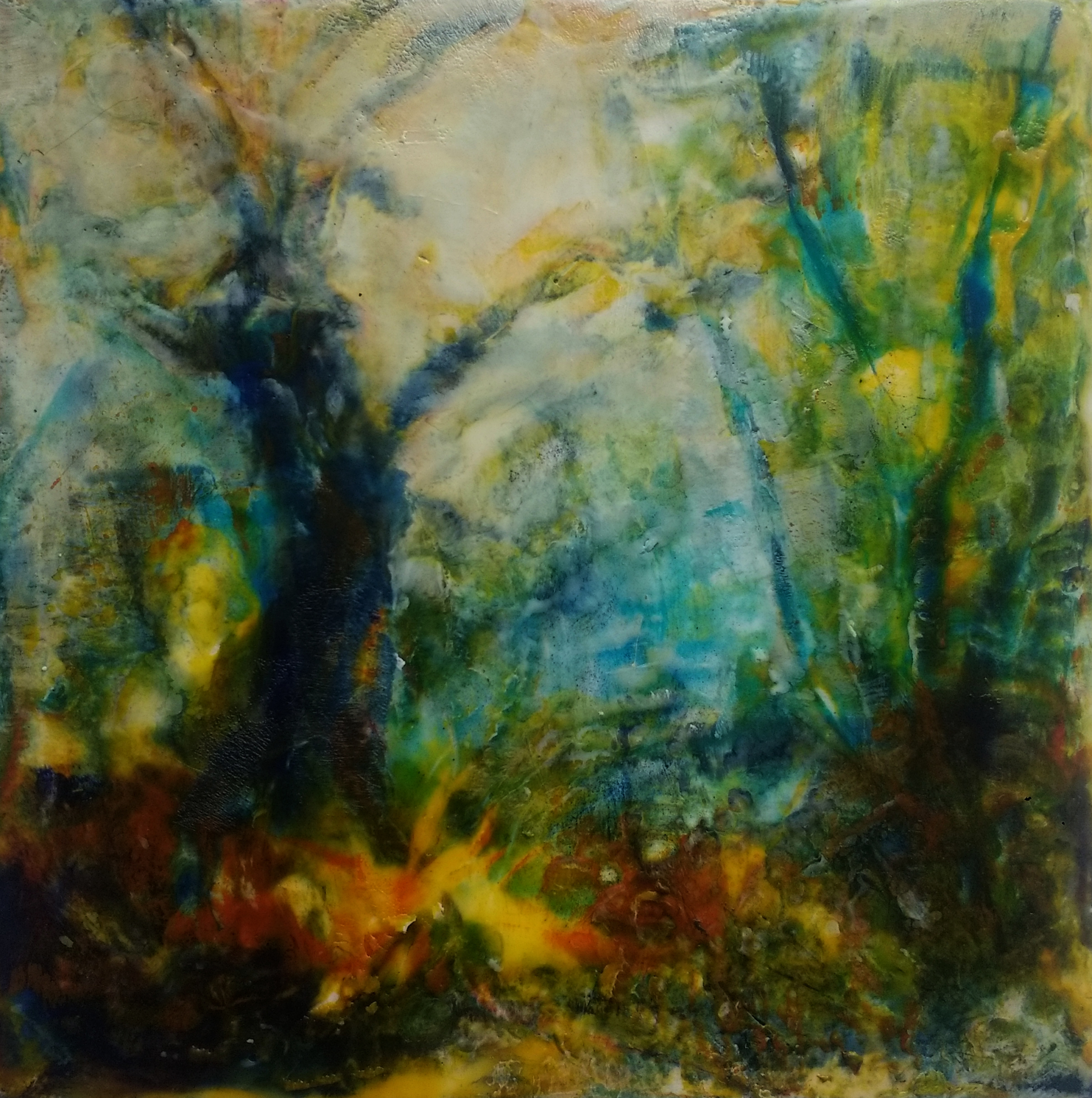 """Joyce Duffy, """"The Magic of the Forest"""""""